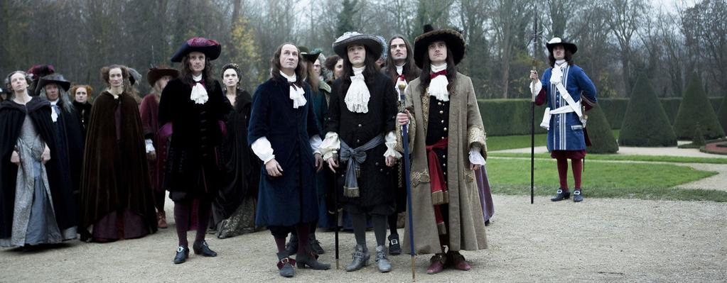 The one with the builder problems, the baby surprise and peasant spittle - Versailles Episode 6