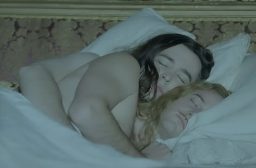 versailles - M and P in bed2-a