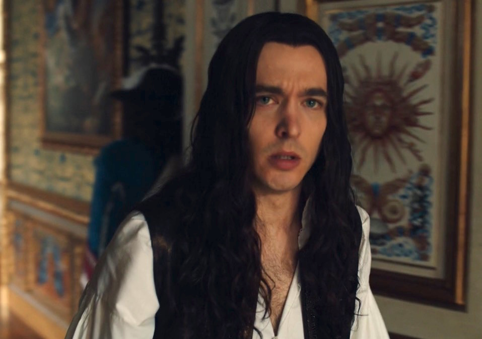 Versailles S3, Ep2 - The one with Sophie's return
